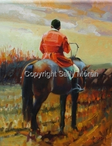 The Master by Sally Moren