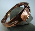 Copper Pipe Bangle (thumbnail)