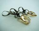 Medium Crystal Earrings (thumbnail)