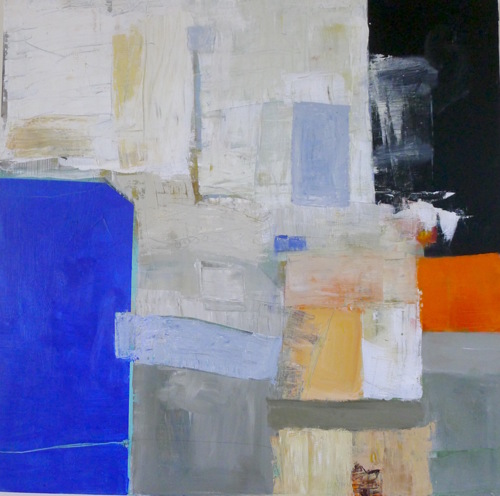 Moving Forward by Susan Ulrich : abstract painting