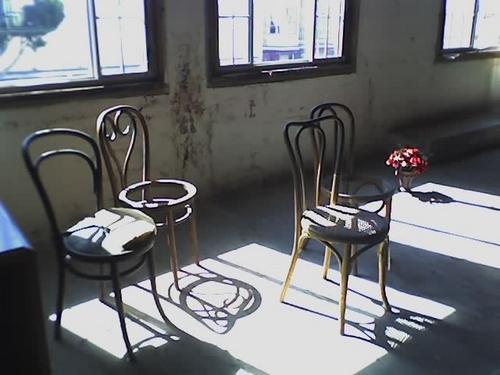 Chairs in Conversation