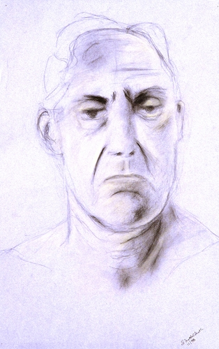 Drawing of a Man (2)