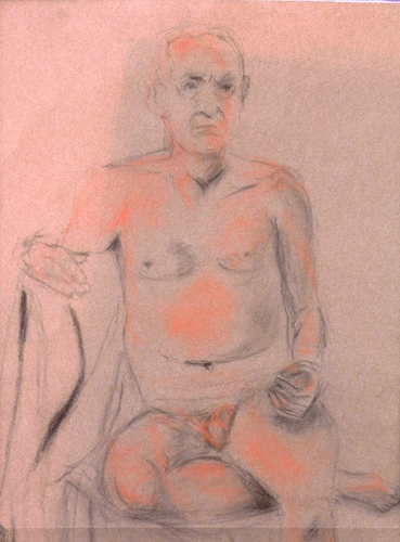 Drawing of a Man (3)