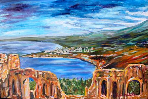 Greek Amphitheater (large view)
