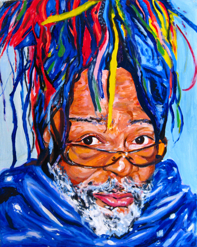 George Clinton by Artist Nick Sninkelletti - Official Site