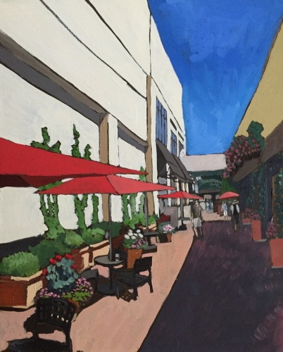 Broadway Plaza, #2