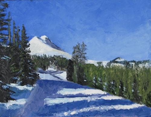Mt. Hood Ski Area