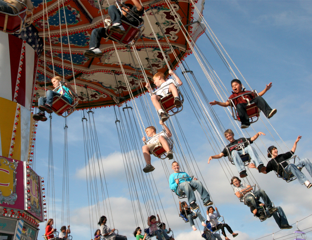 Flying High Kids (large view)