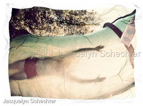 Water Slide by Jacquelyn Schechter