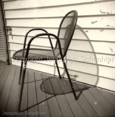 Chair with Shadow (large view)