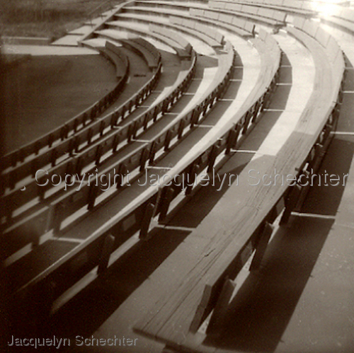 Ampitheater by Jacquelyn Schechter