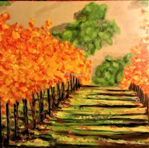 Fall Rows