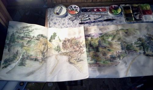 through my  Idaho (thumbnail)