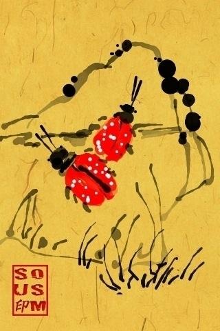 a ladybug or two