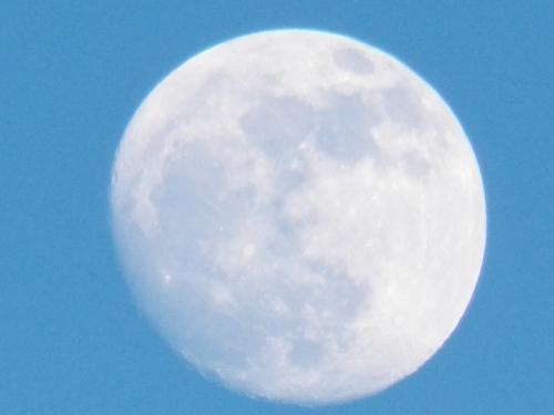 one big lunar surprise