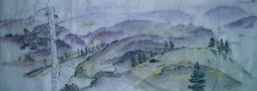landscape shrouded in purple (thumbnail)