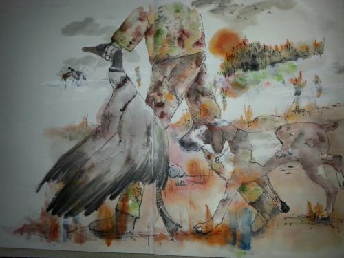 hunting season comes again album (large view)