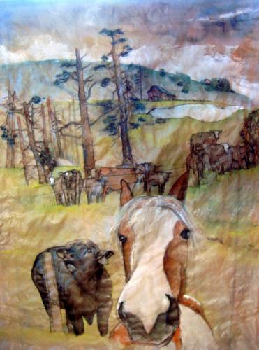 bovine and equine