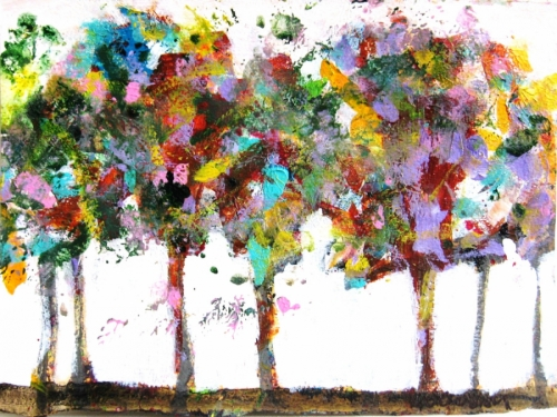 Sassafras Trees #2