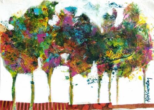 Sassafras Trees #3