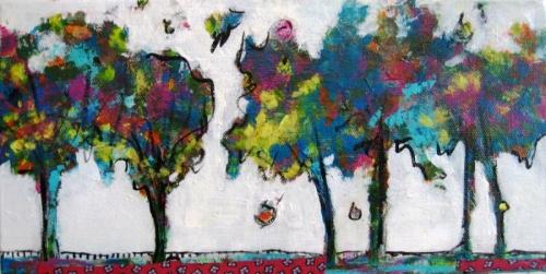 Sassafras Trees #4