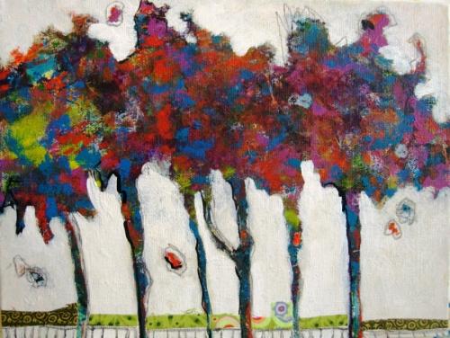 Sassafras Trees #6