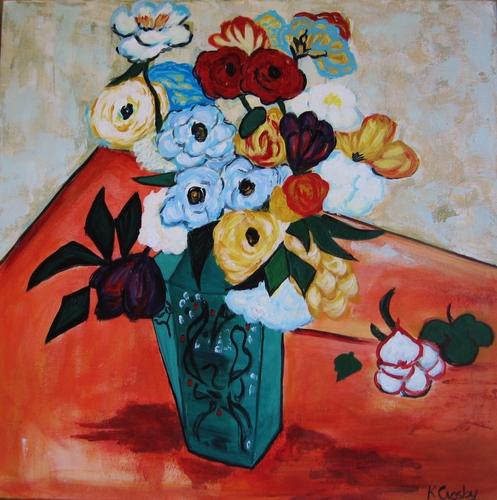 Van Gogh's Bouquet