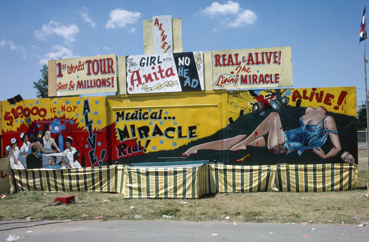 Medical Miracle, West Virginia State Fair, 1978 (large view)