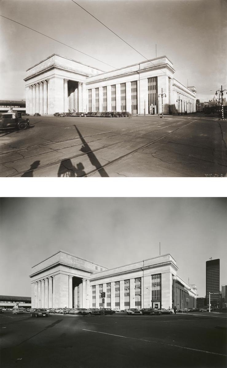 30th Street Station, 30th and Market Streets, Philadelphia, PA (large view)