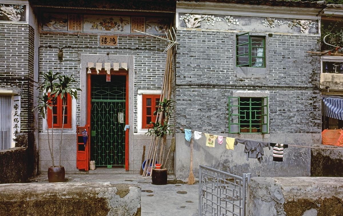 House, Sha Tin, Hong Kong, 1977 (large view)