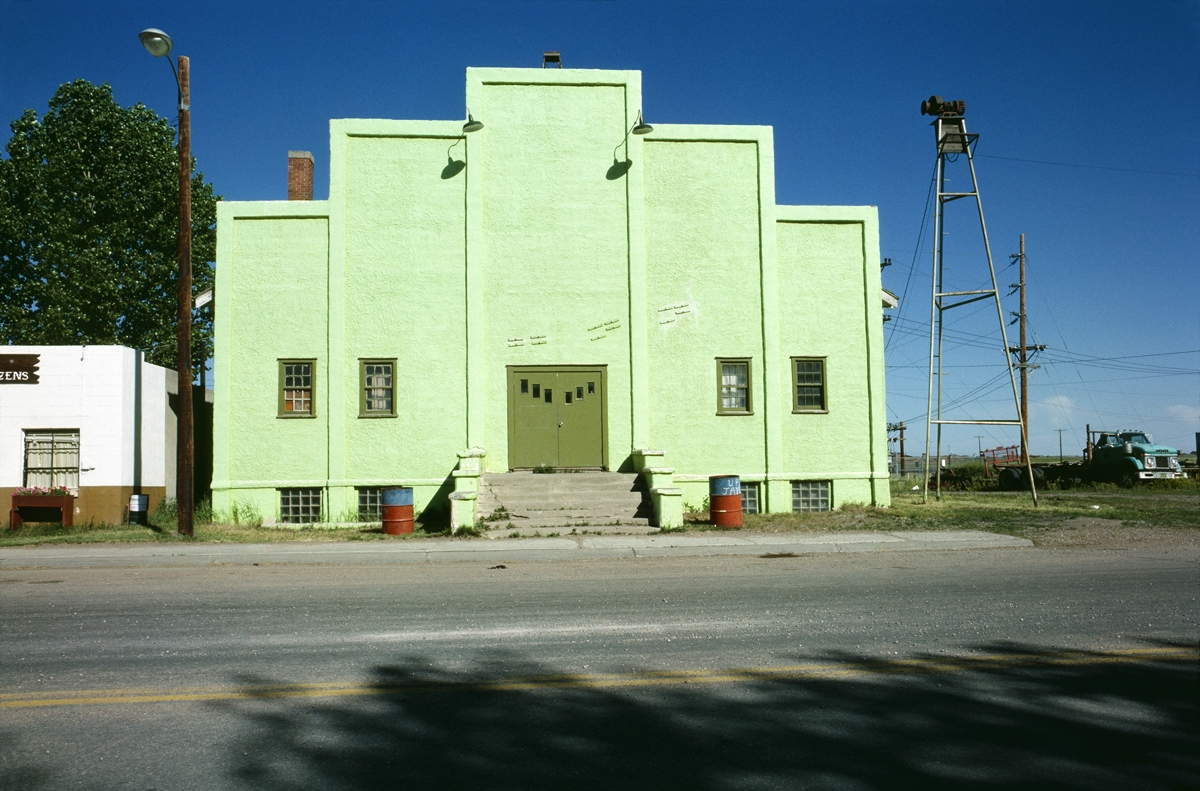 Green Building, 1978 (large view)
