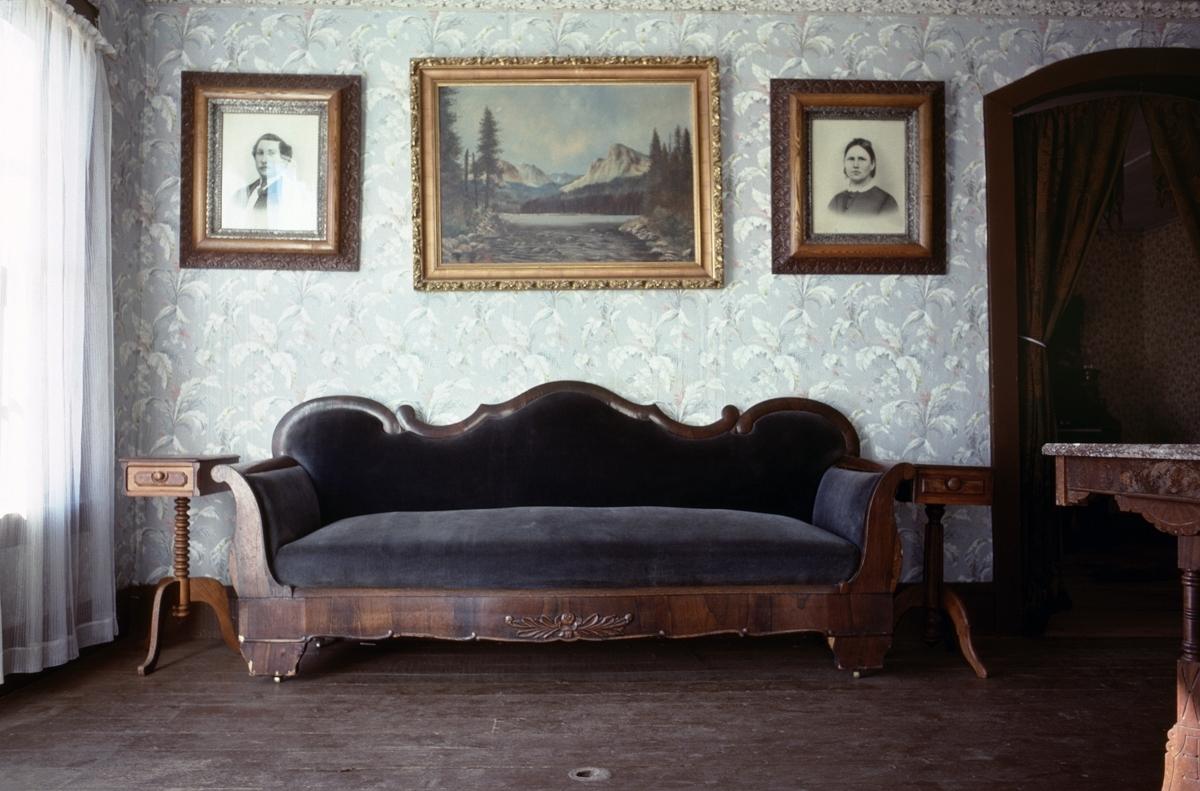 Interior, Fairplay, Colorado, 1978 (large view)