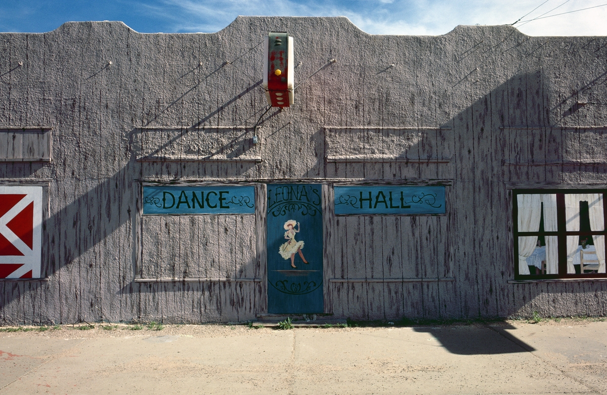 Leona's Dance Hall, 1978 (large view)