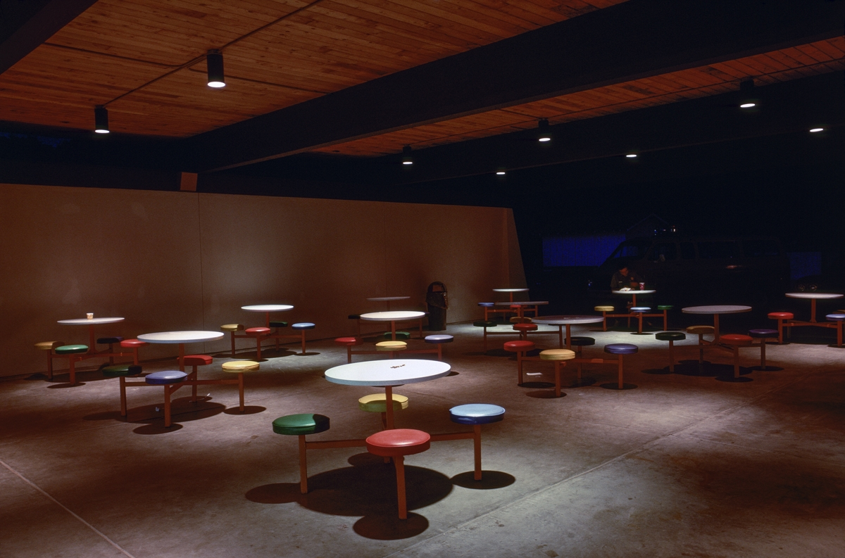 Cafe, 1978 (large view)