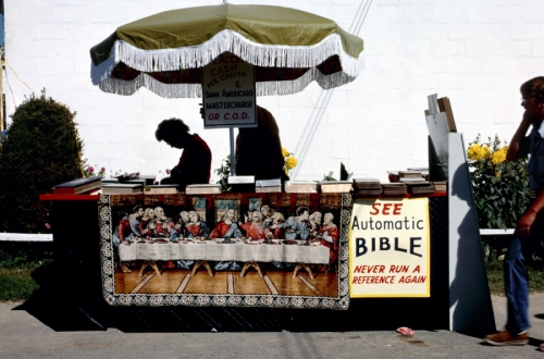 Automatic Bible, West Virginia State Fair, 1978