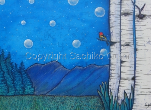 Tanager's Wish