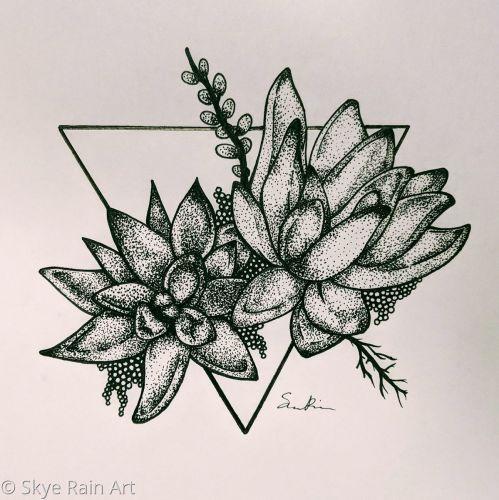 Succulents I