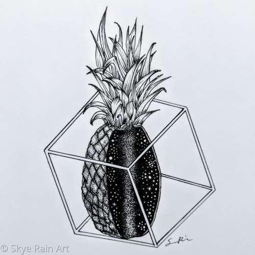 Cosmic Pineapple
