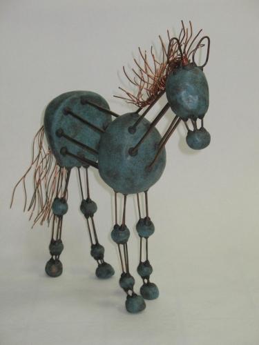 Copper Stallion