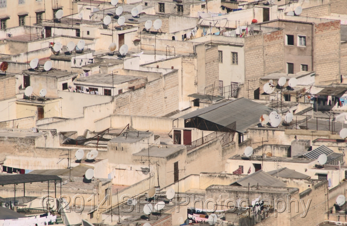 Rooftops in Fez (large view)
