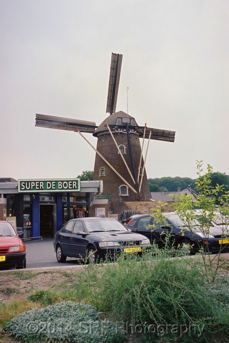 South Mill in Groesbeek (large view)
