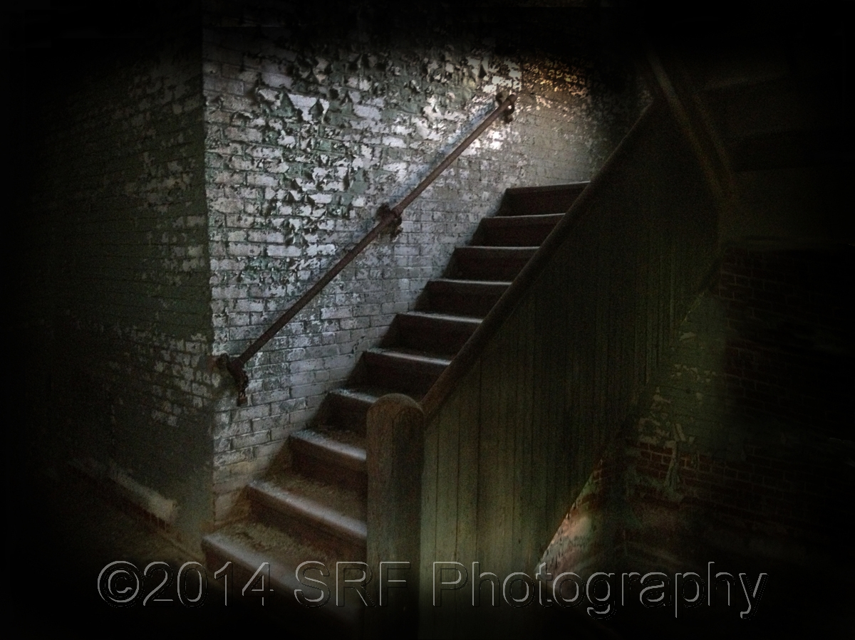 Solitary Staircase (large view)