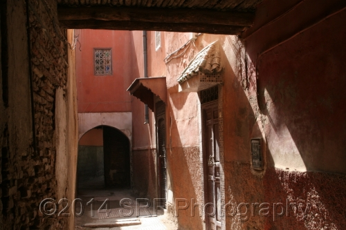 Morning Sun in Marrakech