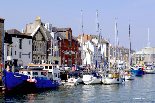 Fishing Boats in Weymouth