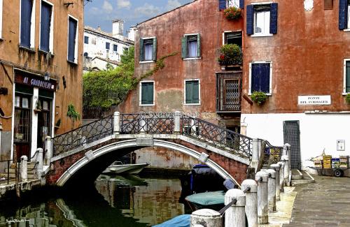 Ponte Del Formager, Venice, Italy