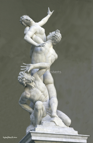 Rape of the Sabine Woman