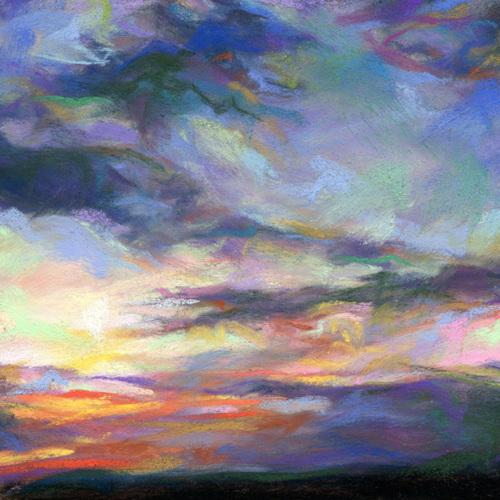 SUNSET SWIRL (large view)