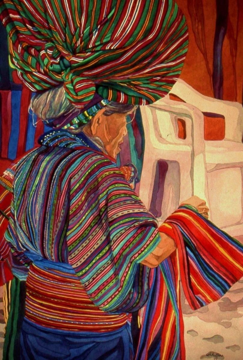 Guatemalan Woman (large view)