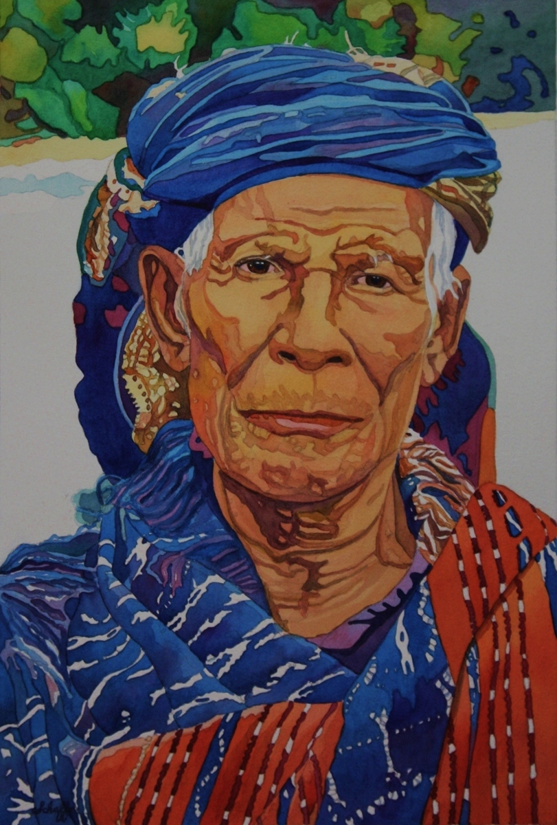 Indonesian Elder (large view)