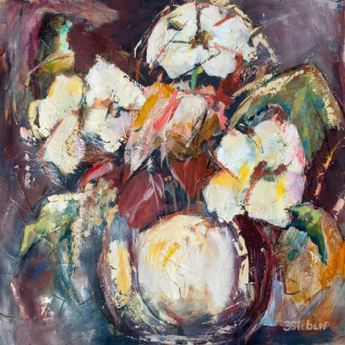 Floral Still Life IX